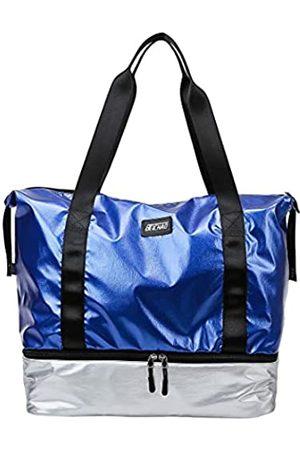 fancyfree Doppelschichtige Tasche, große Reisetasche mit unterem Schuhfach