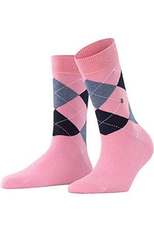 Burlington Damen Socken Queen - Baumwollmischung, 1 Paar