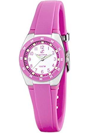 Calypso Watches Damen-Armbanduhr XS K6043 Analog Quarz Plastik K6043/C