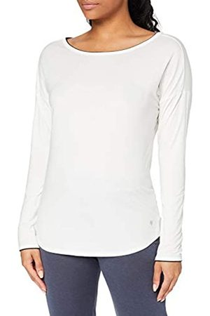 Marc O'Polo Body & Beach Damen Mix W-Shirt LS Crew-Neck Schlafanzugoberteil