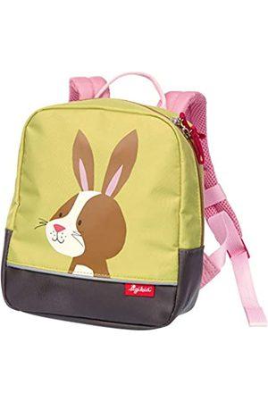 sigikid Mädchen, Kinder-Rucksack mit Tiermotiv Forest, empfohlen für 2-5 Jährige, grün