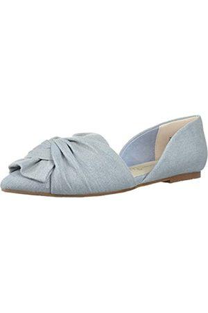 BC Footwear Damen Ballerinas Snow Cone, Blau (Hellblauer Denim)