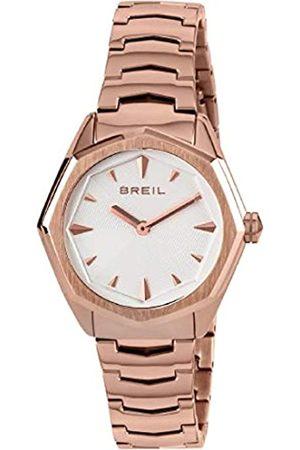 Breil Armbanduhr fur Frau Eight mit uhrarmband aus Stahl