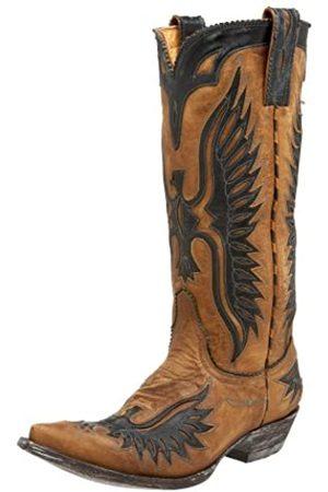 Old Gringo Damen L105-66 Elvis Stitched Cowboystiefel