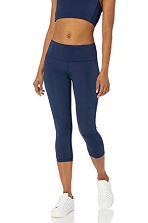 Amazon Mid Rise Capri Every Day Fitness Leggings