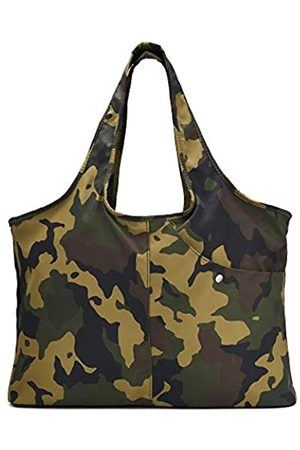 ZOOEASS Damen Fashion Große Tote Schulter Handtasche Wasserdicht Tote Bag Multifunktionale Nylon Reise Schulter