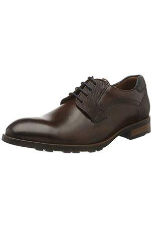 Lloyd Herren Jake Uniform-Schuh, Brandy/Midnight