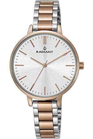 Radiant Damen Analog Quarz Uhr mit Edelstahl Armband RA433202