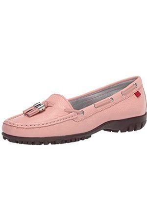 Marc Joseph New York Damen Womens Leather Made in Brazil Spring Street Golf Shoe Golfschuh, Trommelkörnchen