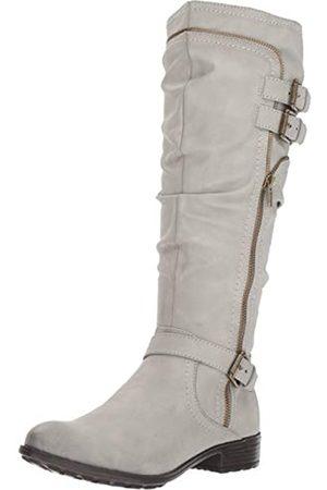 Unbekannt WHITE MOUNTAIN Damen Ranger Kniehohe Stiefel