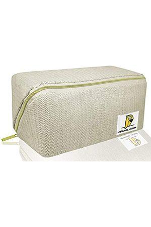 Moranse Kosmetik-Reisetasche, wasserdicht, multifunktional, Make-up-Tasche, verbessertes Reißverschluss-Design, bequemer zu tragen