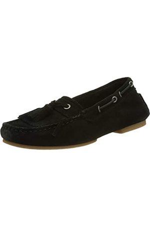 Shabbies Amsterdam Damen SHS0581 Loafer, Black