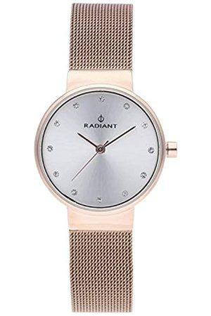 Radiant Damen Analog Quarz Uhr mit Edelstahl Armband RA401605