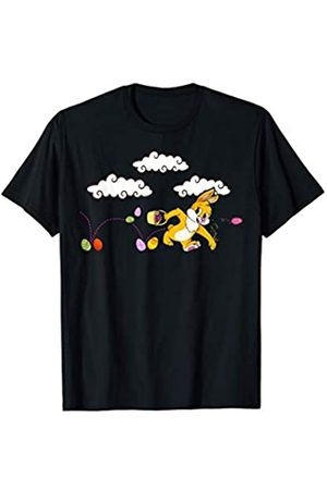 Wowsome! Easter Bunny for Kids and Women - Easter Bunny & Eggs T-Shirt