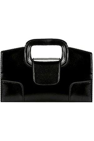 ZLM BAG US ZLMBAGUS Damen Vintage Flap Tote Top Handle Satchel Handtaschen PU Leder Clutch Geldbörse Schultertasche