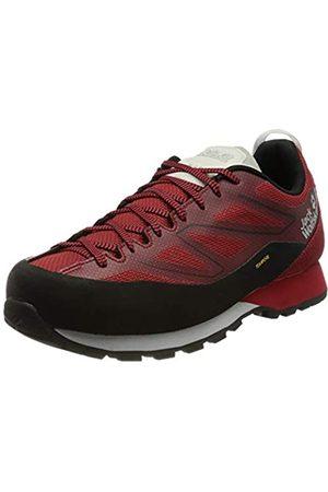 Jack Wolfskin Herren Scrambler 2 Texapore Low Walking-Schuh, Black/Red