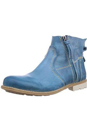 Yellow Cab Damen Staff W Chelsea Boots, (Blue)