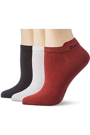 Marc O'Polo Body & Beach Damen Multipack W-sneaker 3-pack Socken
