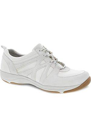 Dansko Women's Hatty Ivory Sneakers 5.5-6 M US