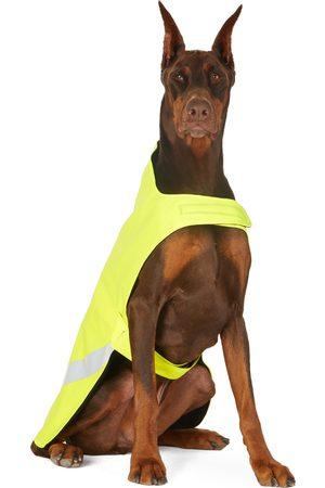 Stutterheim Yellow Safety Dog Raincoat