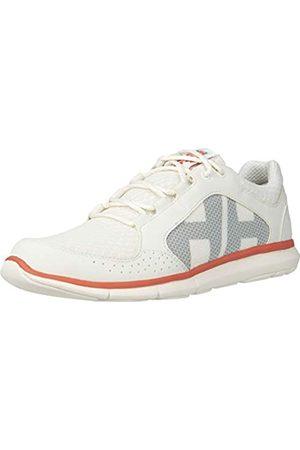 Helly Hansen Damen Ahiga V4 Hydropower Sneaker, Off White/Shell Pink