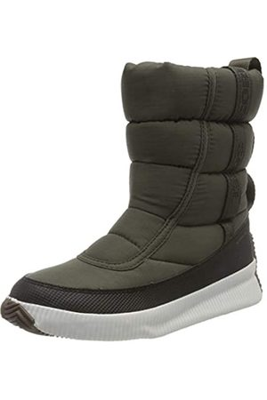 sorel Damen Stiefel, OUT N ABOUT PUFFY MID, (Alpine Tundra)