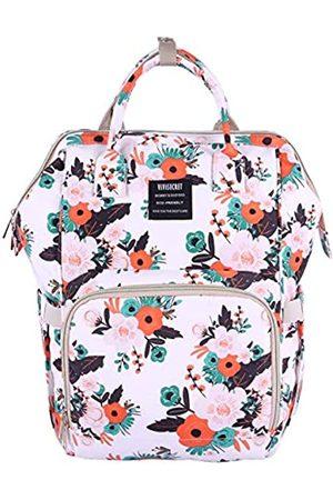 QIXINGHU Wickeltaschen Handtaschen Multifunktions-Wickeltasche für Babypflege Reiserucksack große Kapazität