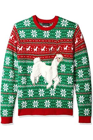 Blizzard Bay Herren Festive Alpaca Pullover