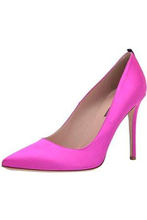 Sjp Damen Fawn 100 Pumps, Pink (Candy Satin)