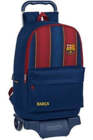 Safta FC Barcelona 905 Schulrucksack mit Trolley 20/21