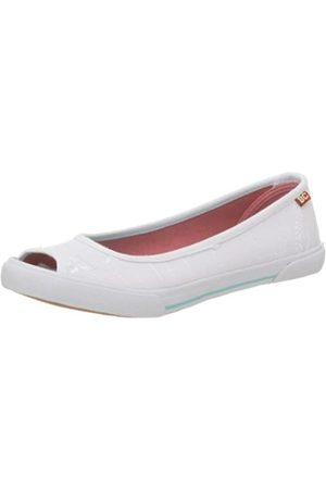 BC Footwear Damen Yours for The Taking Ösen-Ballerinas