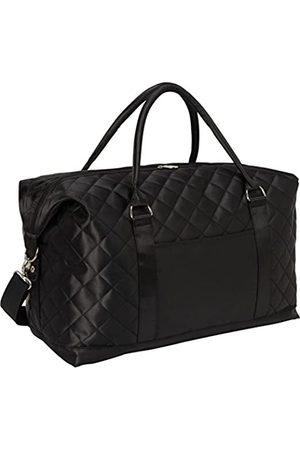 "FENRIR Savvy Weekend 19.5""L Duffle Bag| Black"