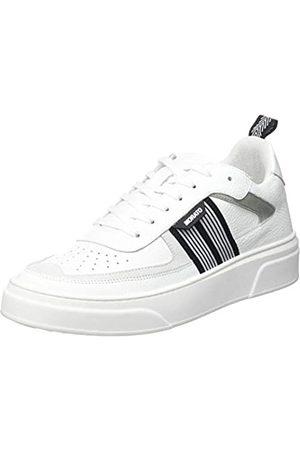 Antony Morato Herren Sneaker ARAD IN Pelle Oxford-Schuh