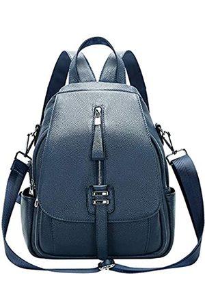 ALTOSY Rucksack aus echtem Leder für Damen