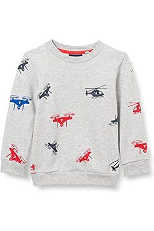 Sanetta Jungen grau Sweatshirt 140