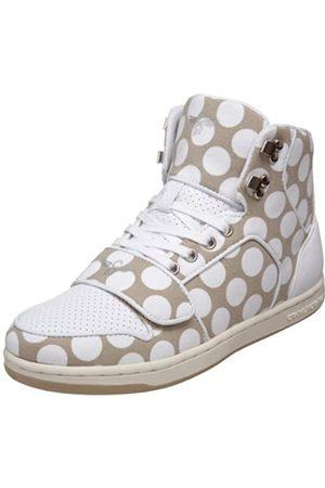 Creative Recreation Cesario Damen-Sneaker mit hohem Schaft, Beige ( /gepunktet)