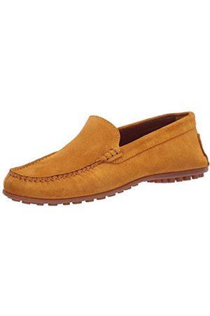 Aquatalia Damen Mokassin Driving Style Loafer, (senffarben)