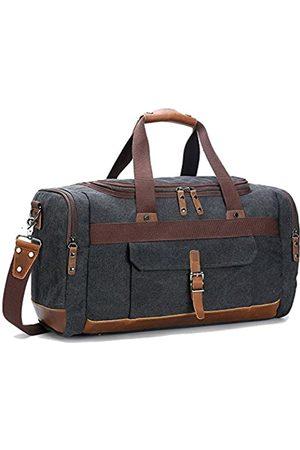BLUBOON Reisetasche aus Segeltuch für Wochenendausflüge