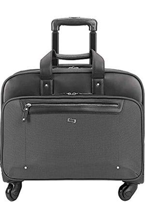 Asolo New York Gramercy Laptoptasche mit 4 Rädern, für Damen und Herren, passend für Laptops bis zu 15,6 Zoll (39