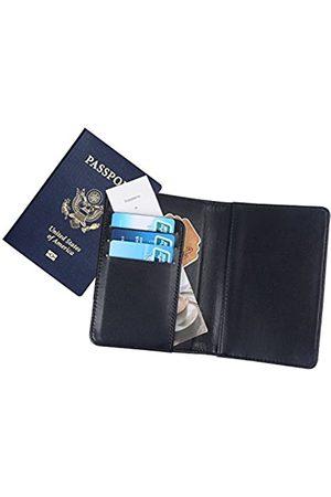 piboshi Reisepasshülle aus Leder für Männer und Frauen