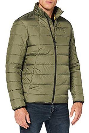 TOM TAILOR Herren Lightweight Outdoor Jacke, 10415-Dusty Olive Green