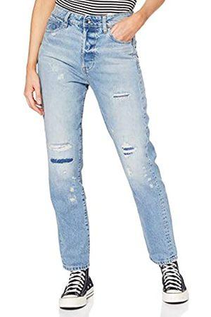 G-Star Damen Jeans Midge Saddle High Waist Boyfriend