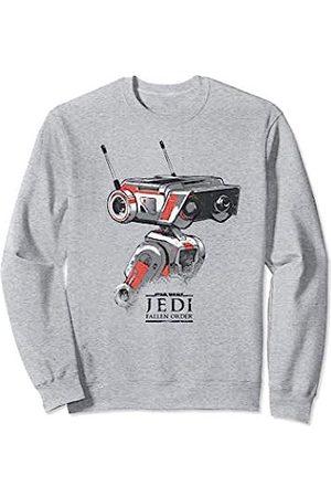 STAR WARS Jedi Fallen Order BD-1 Distressed Sweatshirt