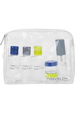 Travelon Tasche mit Reißverschluss und Flaschen