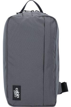 Cabinzero Companion Bags Classic 11l Umhängetasche Rfid 19 Cm in mittelgrau, Umhängetaschen für Herren