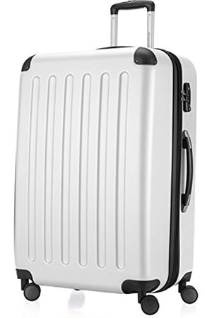 Hauptstadtkoffer Spree - Hartschalen-Koffer Koffer Trolley Rollkoffer Reisekoffer Erweiterbar, 4 Rollen, TSA, 75 cm