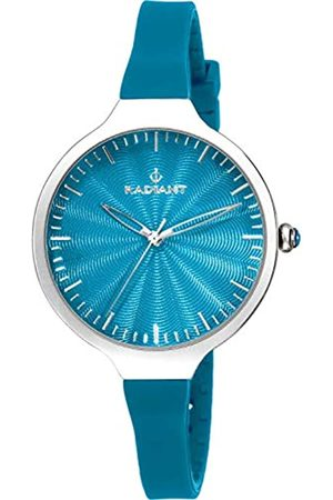Radiant Damen Analog Quarz Uhr mit Gummi Armband RA336616