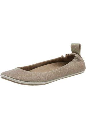 BC Footwear Damen Outta This World Ballerinas, Beige (cremefarben)