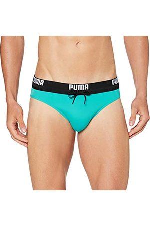 PUMA Mens Logo Men's Swimming Swim Briefs