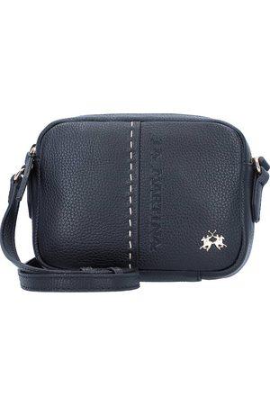 La Martina Sofia Mini Bag Umhängetasche Leder 18 Cm in , Umhängetaschen für Damen